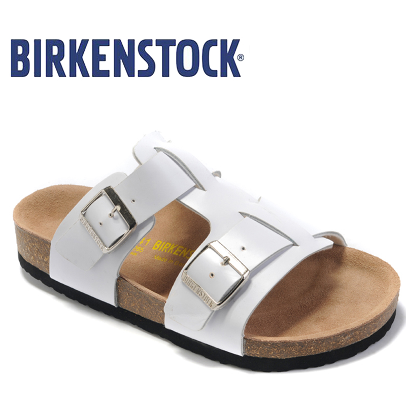 b18839b7709 2019 Original New Arrival Birkenstock 807 Unisex Summer Flat Sandals Party  Shoes Men Shoes Flip Flops Mens Flip Flop Modis