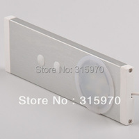 Free Shipment Dimmable 12V Led Cabinet Light 9pcs Of 5050smd Slim Size White