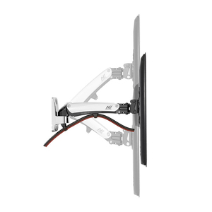 """Image 4 - 30 """" 40"""" NB F200 Khí Mùa Xuân Full Chuyển Động Led LCD Treo Tường Có Thể Thu Vào Quay Màn Hình Giá Đỡ công Suất Chịu Tải 11 ~ 22lbs(5 ~ 10kgs)"""