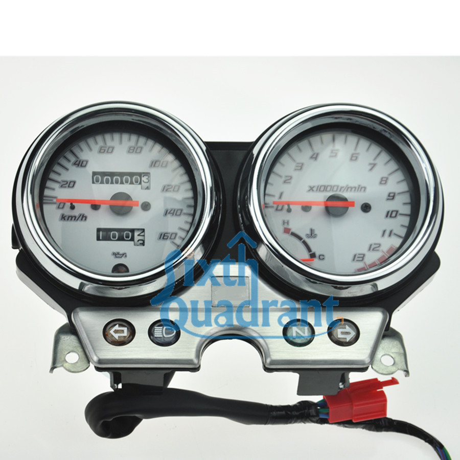 Gauges Cluster Speedometer Tachometer Odometer Instrument Assembly ...