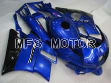 MOTORCYCLE FAIRING ABS BODYWORK SET FOR HONDA CBR600 91 92 93 94 F2 1991-1994 Injection Free Shipping Blue Black New