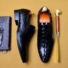 Mens formal shoes leather men dress oxford shoes for men dressing wedding business office shoes slipon male zapatos de hombre