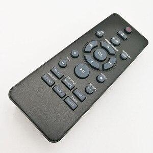 Image 2 - Comando à distância original novo para philips dcm2068 dcm2260 dcm3175 dcm1170 dcm3155 dcm3260 dcm3260w dtm3155 mini sistema de música
