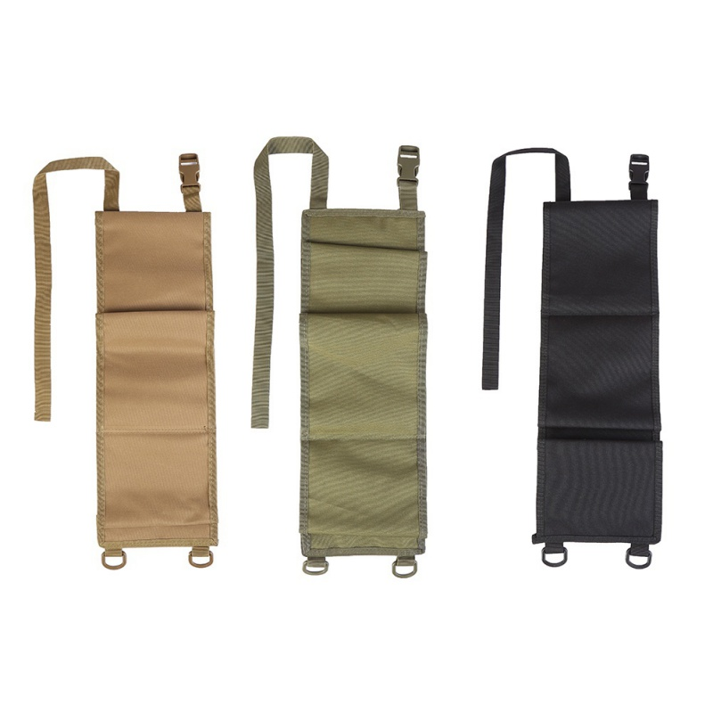 1 Pair Hunting Car Back Seat Rifle Holder Hanger Concealed Rifles Pouch Bag 3 Rifle Holder Carrier Truck Concealed Seat Gun Rack