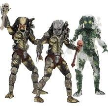 CM 20 cm NECA juguetes Predator Scale Ultimate jungla Hunter PVC figura de  acción jungla cazador desenmascarado disfraz holandés. dd0d27c9630