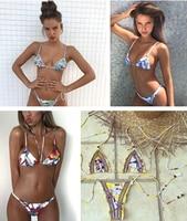 Bikinis 2017 Sexy Beach Plus Size Swimwear Women Swimsuit Bathing Suit Brazilian High Waist Bikini Set