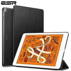 ESR чехол для iPad Mini 5 2019 Yippee Trifold Smart Case Авто Режим сна/Пробуждение легкая подставка жесткий задняя крышка для iPad Mini 5