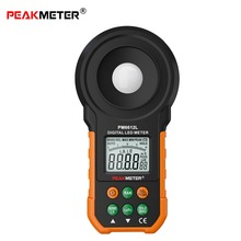 цена на Digital luxmeter Lux/FC meter photography Luminometer Photometer handheld Spectrometers Optical Instruments 200,000Lux