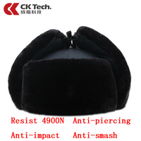 CK Tech.Cold proof Winter Safety Helmet Working Cap Outdoor Site Helmets Labor Protection Construction Anti smashing Hard Hat