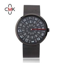 2016 hommes de la main numériques montre-bracelet étanche creative beau rouge ligne marque gentleman marque de mode quartz montres hommes cadeaux