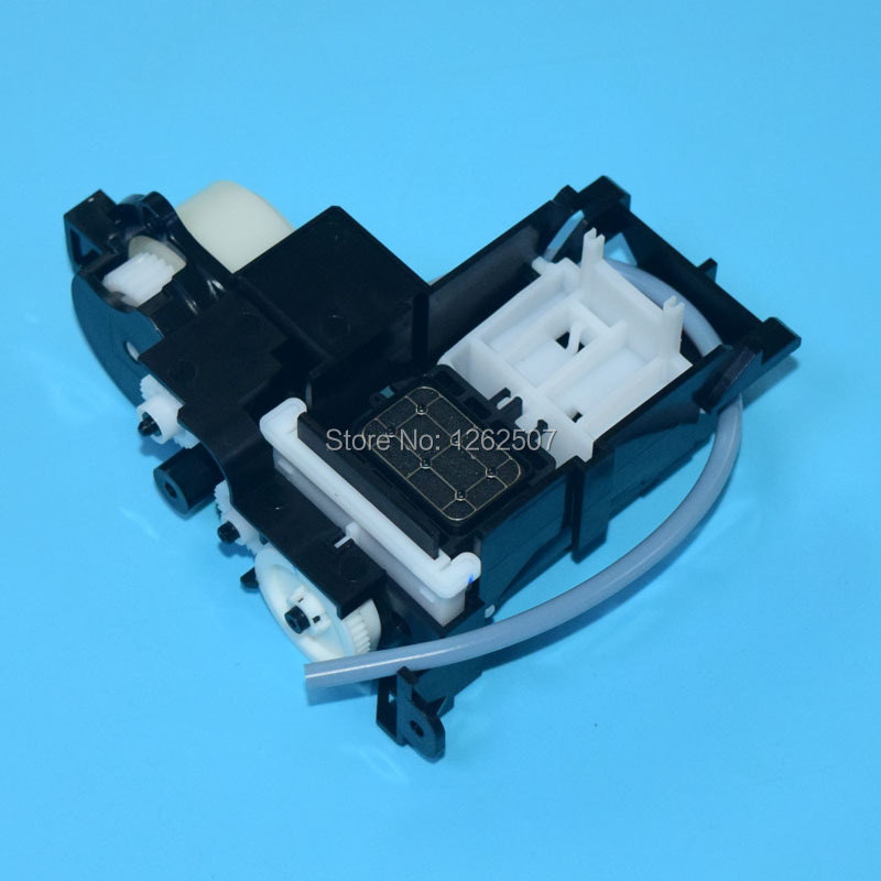 1 pc 100% New Original Ink Pump Assembly For <font><b>EPson</b></font> <font><b>L800</b></font> L801 R270 <font><b>R290</b></font> R330 <font><b>T50</b></font> <font><b>P50</b></font> A50 Capping Station For <font><b>Epson</b></font> Cleaning unit image
