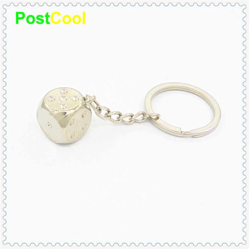 Moda biżuteria metalowe wiszące ozdoby koniczyna/sygnalizacja świetlna/kości/wieża wzory pilot/breloki/brelok/klucze do samochodu DIY DAE