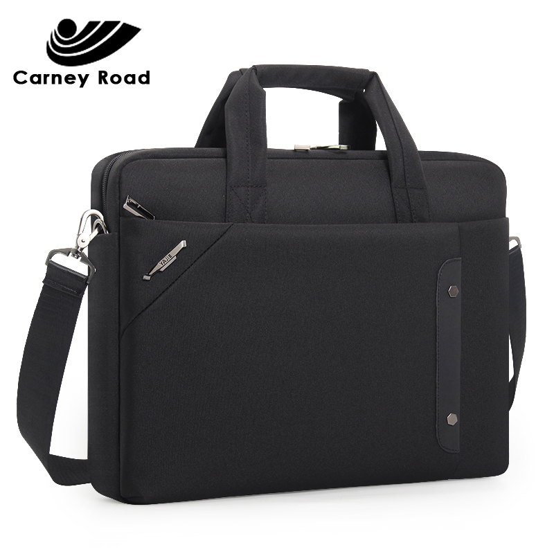 High Quality Business Men Briefcase Oxford Waterproof 15.6 Inch Laptop Hangbag For Men Fashion Travel Office Messenger Bags