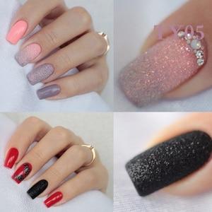 Image 5 - 1g Dazzling Sugar Holographic Glitter Pigment Nail Art Glitter Dust Mermaid Glimmer Powder Nail Decorations Manicure TRTY01 05