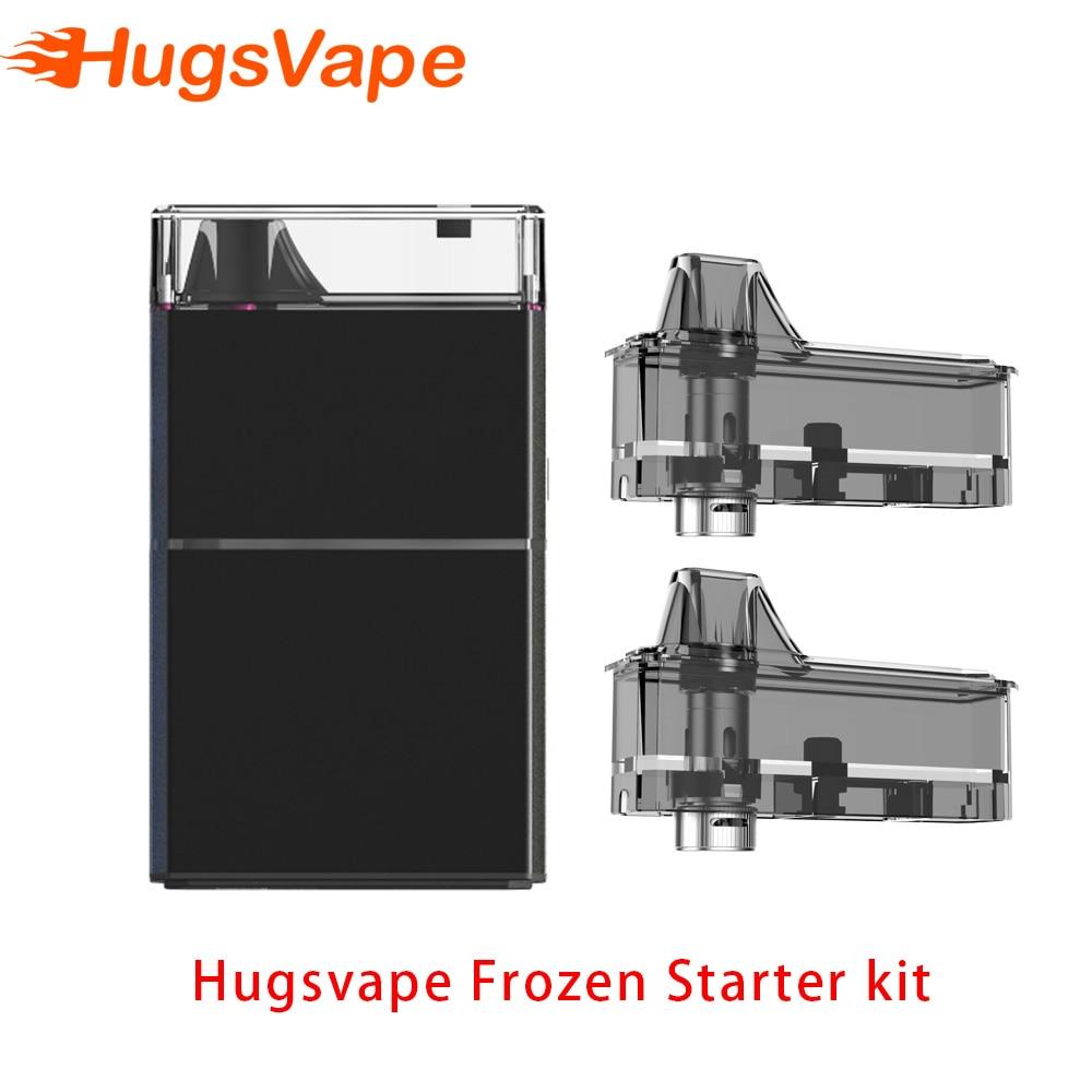 Hugsvape Frozen Starter kit built-in 2500mah Vape pod kit 5m