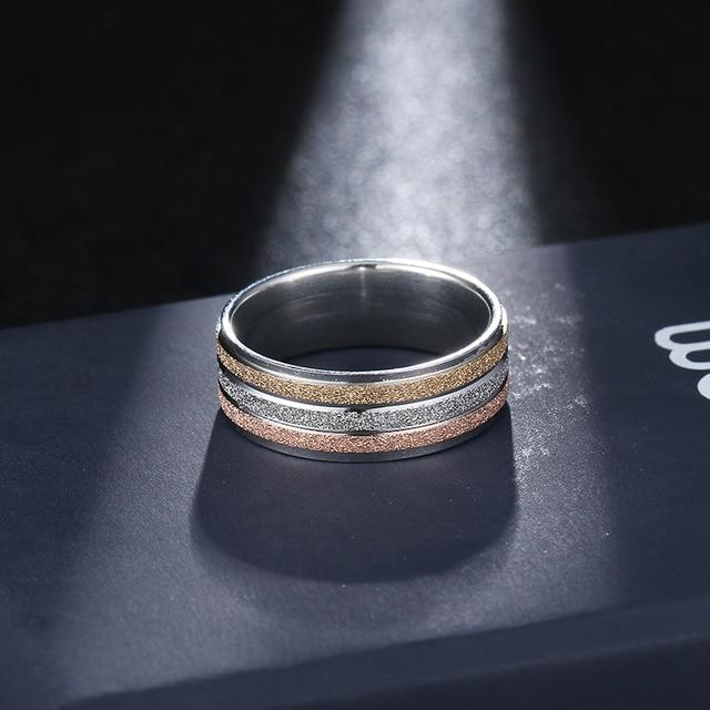 Купить женские кольца из нержавеющей стали dotifi полированные 316l