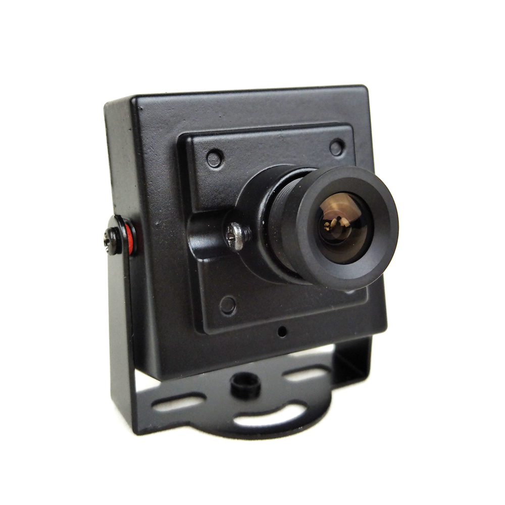 Mini HD Color CMOS Analog CCTV Security Video FPV Camera with 3.6mm 3.7mm Lens
