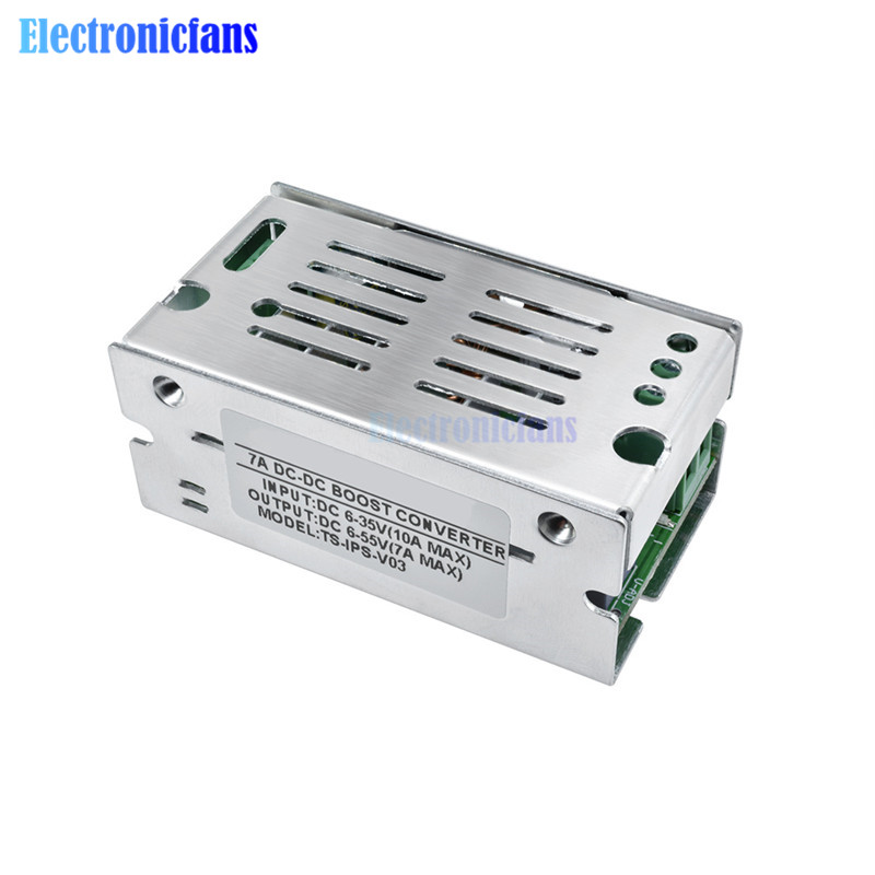5A 8A 10A 150W 200W DC-DC Boost Converter Charger Step up Step Down Power Module