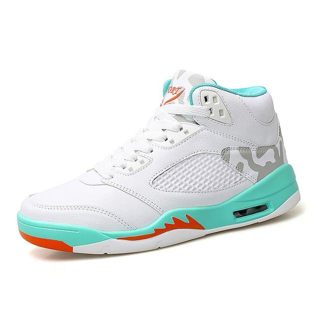 ac368f7af1079 Newest Jordan Basketball Shoes Men Air Cushion Basketball Boots Light  Zapatillas De Baloncesto Outdoor Tennis Sneakers for Men