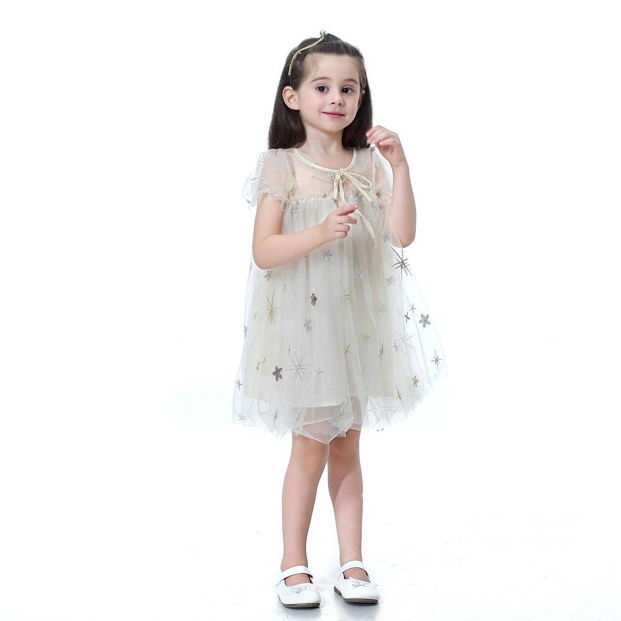 Girls Clothes 2019 New Summer Children Floral Chiffon Dresses For Girls 2 3 4 5 6 7 8 Years Toddler Girl Birthday Outfit