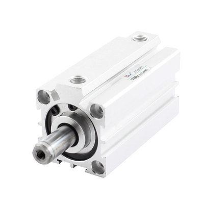 SDA32x60 32mm Stroke 60mm Bore Aluminium Pneumatic Compact Air Cylinder kcq2b 20 x 32mm aluminium pneumatic compact air cylinder