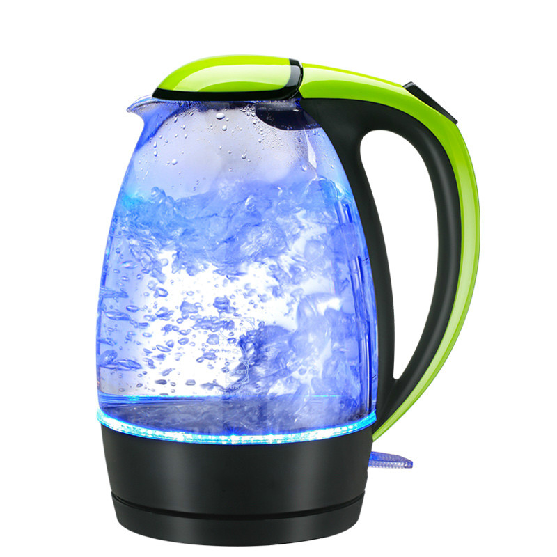 где купить Electric kettle household kettle is made from the imported glass electric kettle in Germany по лучшей цене