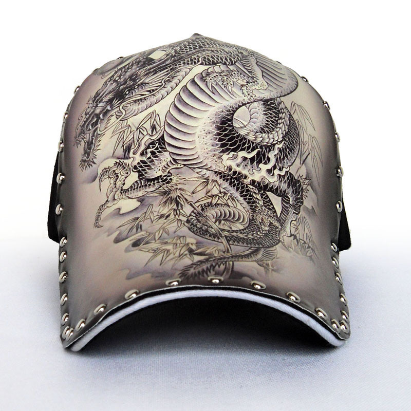 Original 3D Printing Chinese Style Dragon Peafowl Elephant Skull Eagle   Baseball     Cap   Men WOMEN Fashion Snapback   Cap   Hip Hop Hat