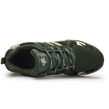 Lightweight Camouflage Sneakers