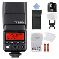 Godox TT350S Speedlite 2 4G Wireless Master Slave 1 8000S HSS TTL Flash Speedlight With X1T
