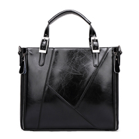 High Quality Genuine Leather Bag Classical Women Handbag Messenger Shoulder Bags