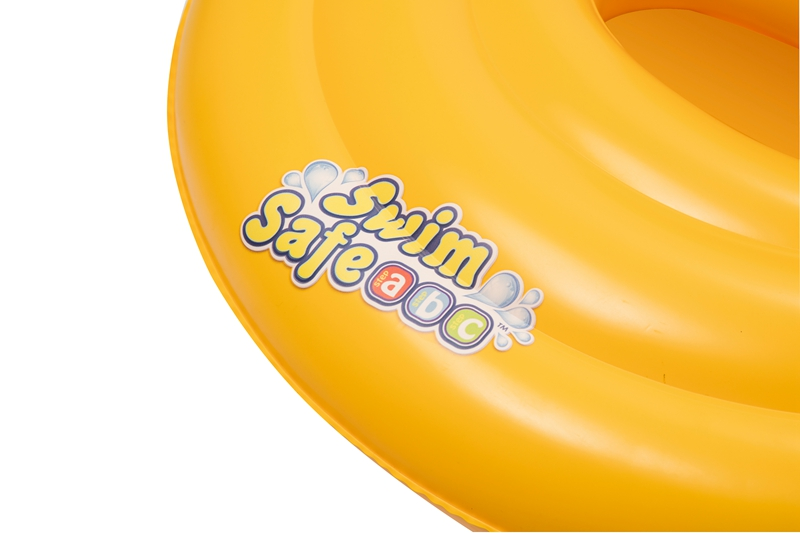 Dia 70cm Inflatable Triple Ring Baby Seat Swimming Float Swim Toys For Pool Raft Boia Piscina