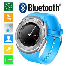 LIGE 2019 New WristWatch Bluetooth Smart Watch Men Sport Pedometer With SIM Camera Smartwatch For Android Smartphone Russia