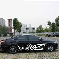 הונדה crv crv מכונית גוף SUV מדבקה דקורטיבי off מדבקה דקורטיבי אישיות רכב הכביש המתאים הונדה CRV CRV (3)