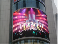 china supplier full color led screen p6 creative led module outdoor signs pixel pitch 6mm outdoor led display