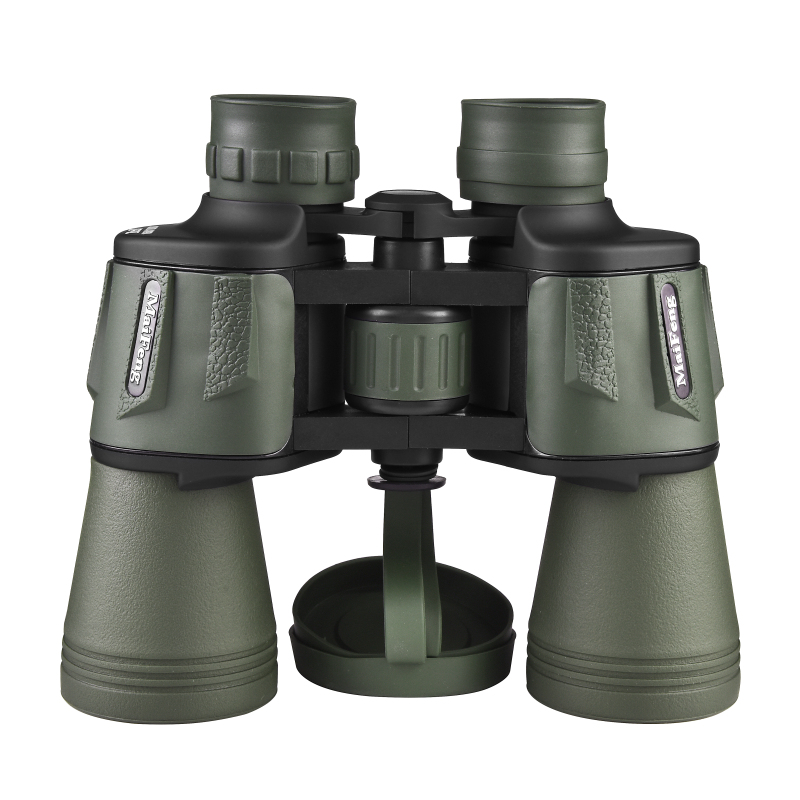 <font><b>20X50</b></font> Binoculars HD Telescope Powerful Wide-angle Nitrogen High Times Waterproof binocular for Hunting Camping Lll Night Vision image