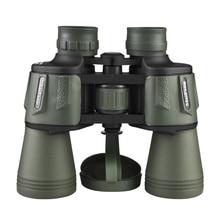 20X50 Binoculars HD Telescope Powerful Wide-angle Nitrogen High Times Waterproof binocular for Hunting Camping Lll Night Vision цены