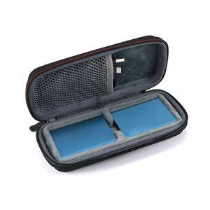 Black Portable Hard EVA Storag