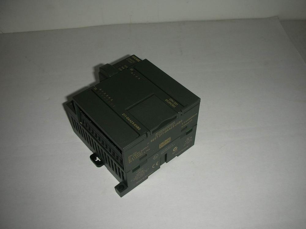 1PC USED * 6ES7211-0AA23-0XB0