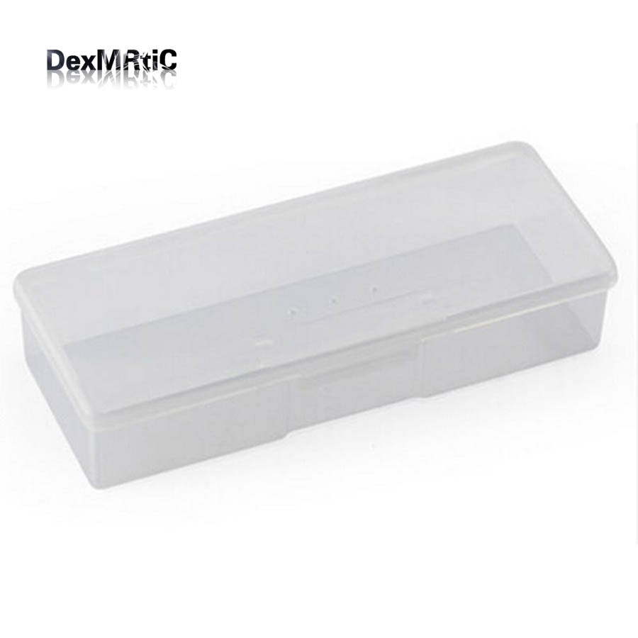 1pcs High quality Model Tools Storage Boxes Pottery clay tool box plastic enclosure 6pcs fashion stick aluminium pole clay pottery tools 11 5cm length for art pottery sculpture