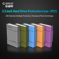 ORICO PHP 5S GY Simple HDD Protector Box For 3 5 HDD Case With Waterproof Function
