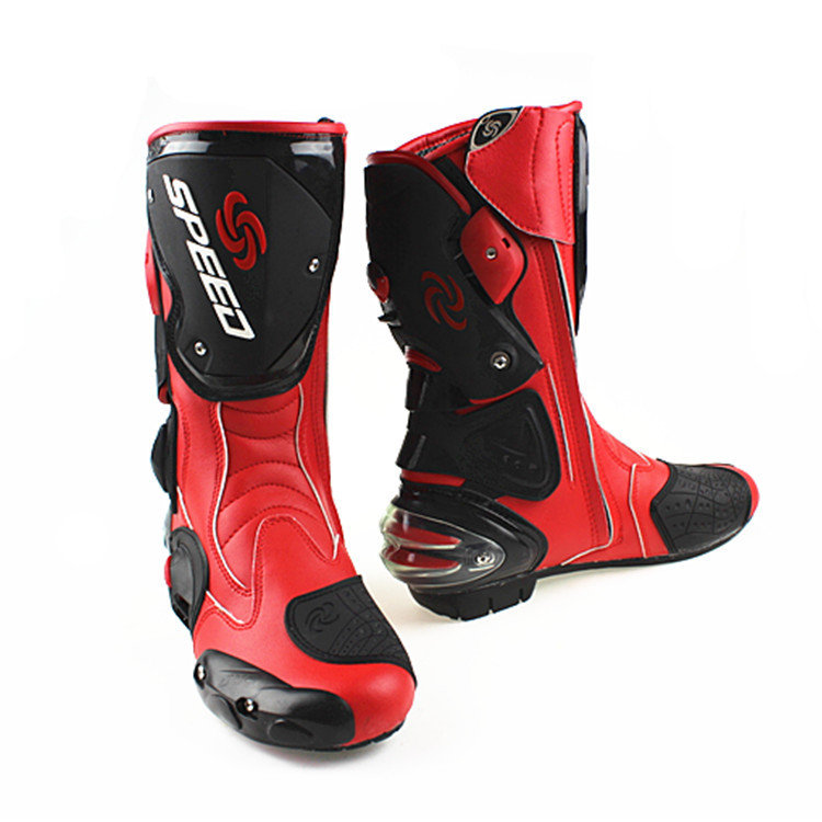 Discount Motorcycle Gear >> Pro biker motorcycle speed shoes automobile race boots off road boots competition shoes off road ...
