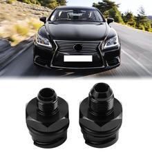 Автомобильная крышка клапана двигателя прочная заготовка черная крышка клапана крышка масла для LEXUS LS1/LS6 LS2/LS3 LS7 автомобильные аксессуары