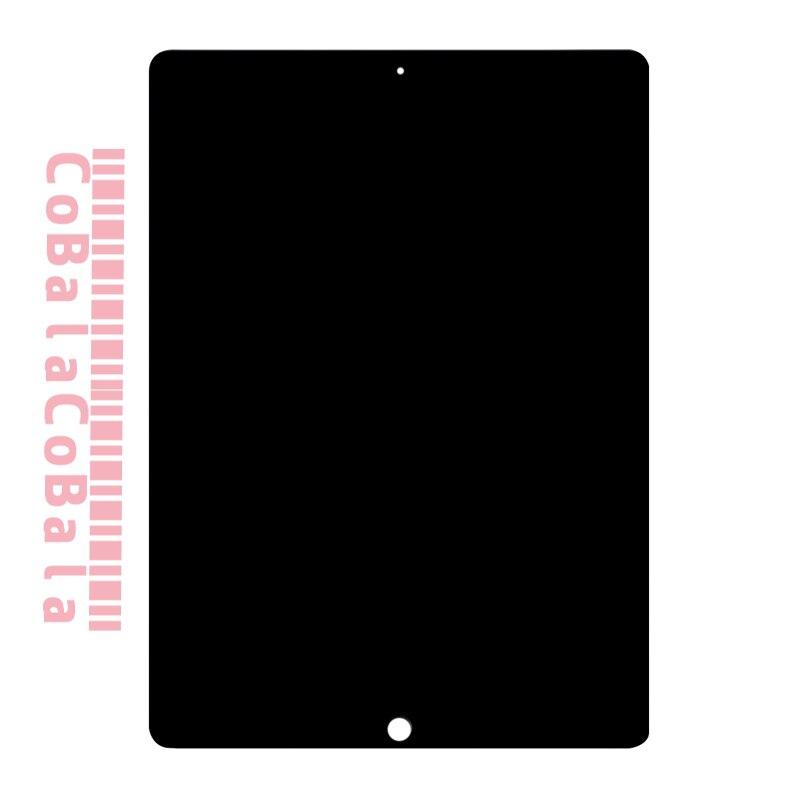 5 pcs FreeDHL Noir/Blanc Pour iPad Pro 12.9 (2017 Version) a1670 A1671 LCD Affichage à L'écran Tactile Digitizer Assemblée Remplacement