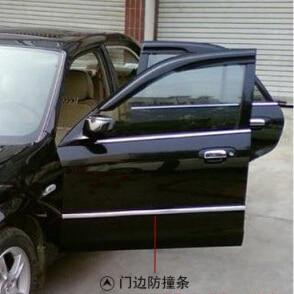 10mmx15m  Car Sticker Chrome Decor Strip For Peugeot 206 207 208 301 307 308 407 2008 3008 4008