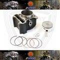 2014 Мотоцикла Цилиндр 70 ММ Комплект для LINHAI YP260 YP300 Двигателя