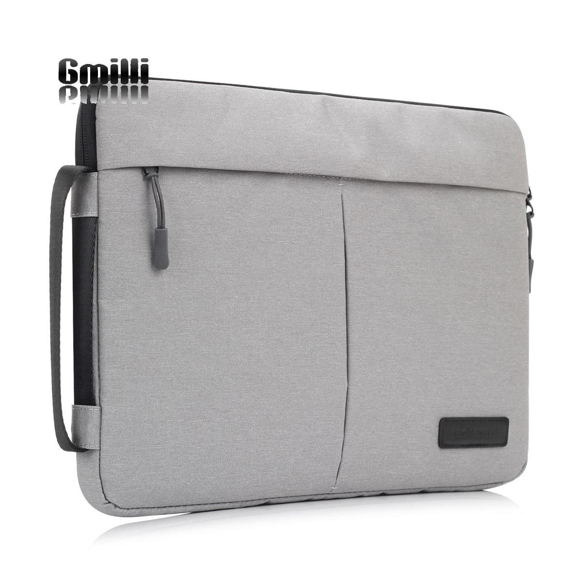 Gmilli Nylone Unisex Business Laptop Sleeve Bag Notebook Case Pouch - Նոթբուքի պարագաներ - Լուսանկար 1