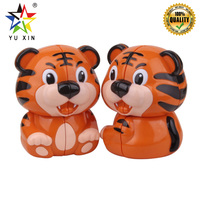 2019 YUXIN Magic Cube 2x2 Tiger Toys Stress Cube Brain Challenge Toys Kids Gift Educational For Children Tiger Cartoon Puzzle
