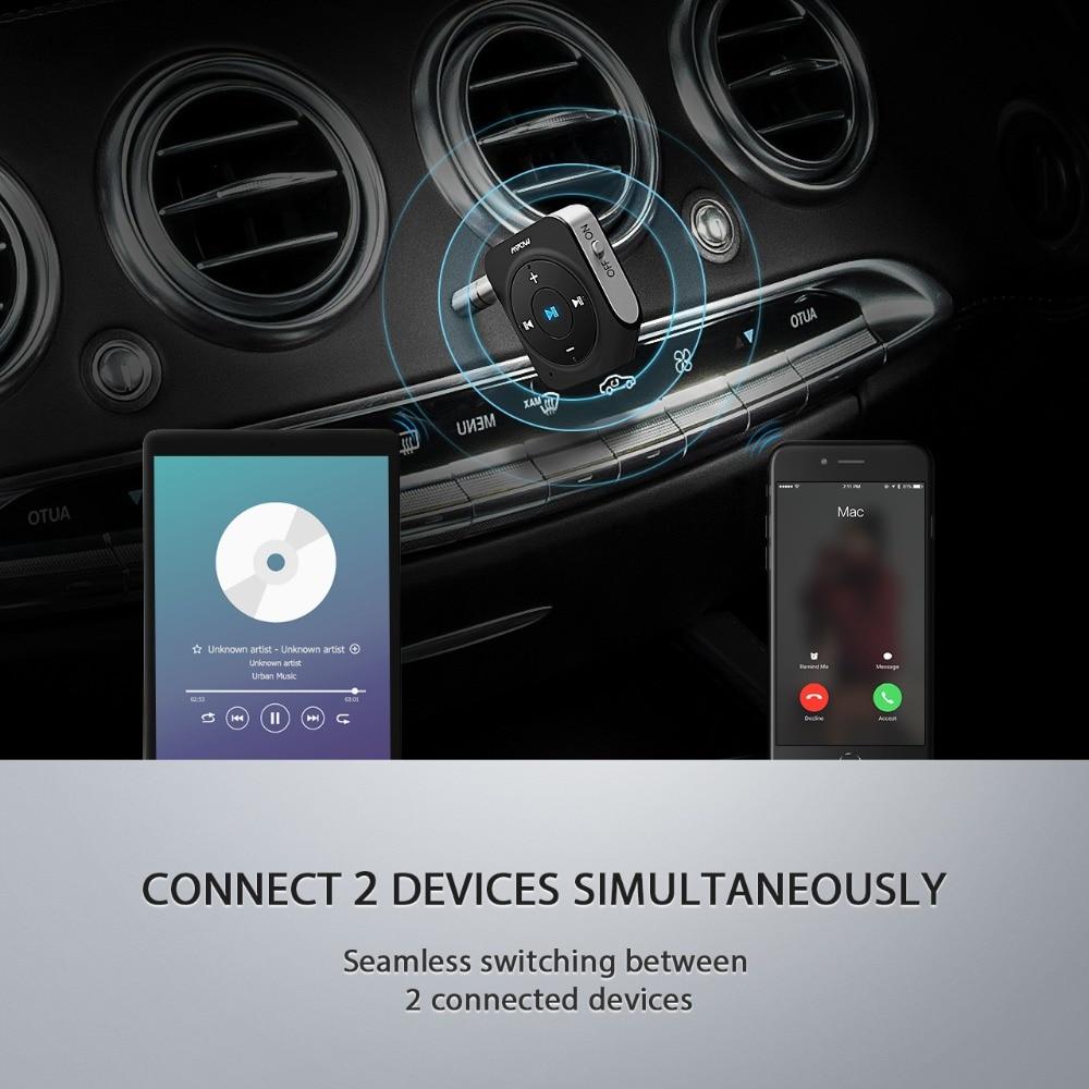 Mpow BH203 Bluetooth Receiver (4)