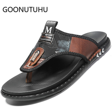 2019 new fashion men's slippers casual shoes male summer outside beach slipper man flip flops outdoor slippers for men hot sale brand creative fish shaped male slippers flip flops summer outdoor drag men and women beach shoes fish slippers new