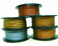 3D Printer Filament 20% Percent Metal based on PLA 1.75mm 0.5kg/1.1lb Copper/Brass/Bronze/Red Copper/Aluminum